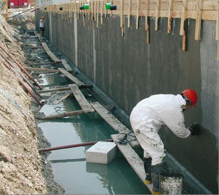 рассчитаем стоимость материалов гидроизоляции