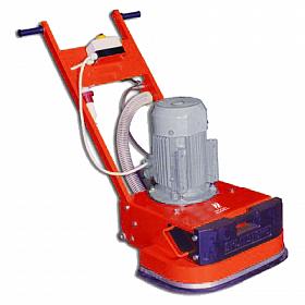 Шлифовальная машина по бетону Zogel ZG-600